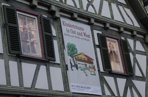 Spielzeug Ausstellung In Fellbach Im Fellbacher Stadtmuseum Gibt Es