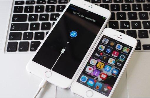 apples iphone 6 plus im kurztest halb iphone halb ipad. Black Bedroom Furniture Sets. Home Design Ideas