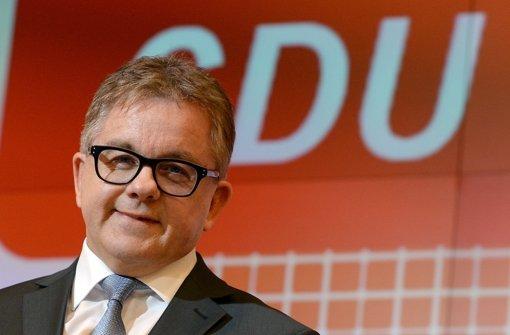 """CDU-Landesparteitag am Samstag: Der neue """"Wolf im Revier"""" - Stuttgarter Zeitung"""