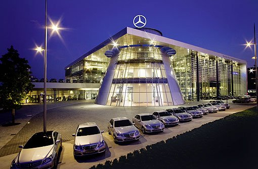Allemagne Concession Mercedes Benz