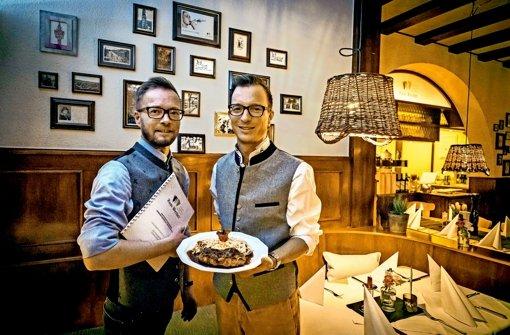 Lokaltermin Gastst Tte Zum Becher Die Nachfolger Setzen Auf Tradition Essen Trinken