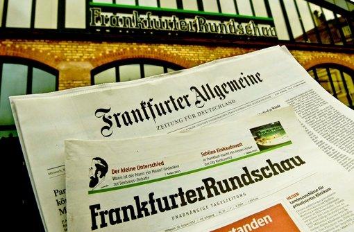 Bekanntschaften Frankfurter Rundschau