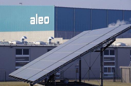 ausstieg aus der fotovoltaik bosch gibt aleo solar in. Black Bedroom Furniture Sets. Home Design Ideas