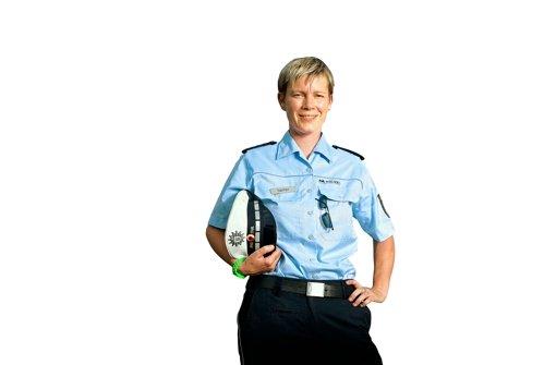 schwarz lesbischen polizisten
