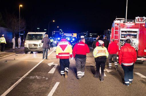 Unfall Auf Der B 27 In Kirchheim Am Neckar Frau Mit Rollator
