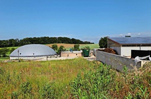 biogas energie aus gras und kraut das eh da ist wissen. Black Bedroom Furniture Sets. Home Design Ideas