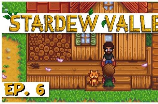 computerspiel stardew valley kleine fluchten in die idylle des dorflebens wissen. Black Bedroom Furniture Sets. Home Design Ideas