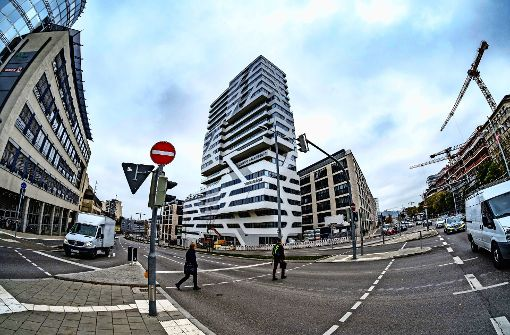 Cloud No 7 In Stuttgart Luxuswohnturm Im Visier Der Bauprüfer
