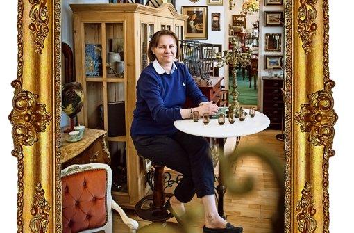 leben mit antiquit ten biedermeier und bauhaus stuttgart stuttgarter zeitung. Black Bedroom Furniture Sets. Home Design Ideas