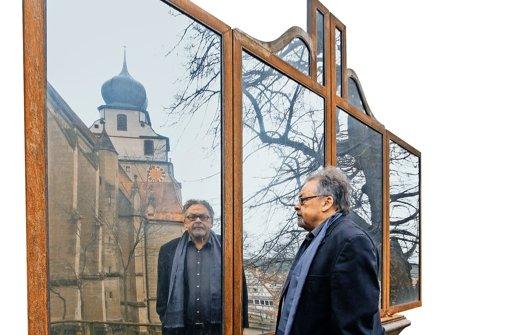 Kunstprojekt in Herrenberg: 24 Skulpturen für Jerg Ratgeb - Stuttgarter Zeitung