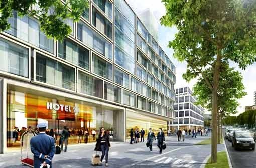 ece projekt einkaufszentrum soll 2012 gebaut werden stuttgart 21 stuttgarter zeitung. Black Bedroom Furniture Sets. Home Design Ideas