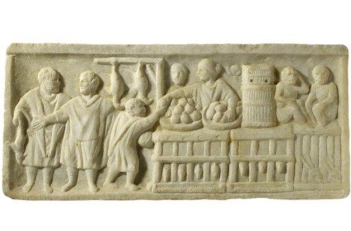 essen in der antike eine ausstellung in rom das ketchup der kaiser kultur stuttgarter zeitung. Black Bedroom Furniture Sets. Home Design Ideas