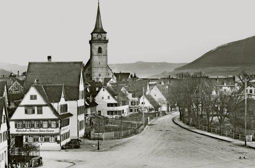 Metzingen früher und heute Hinter der Kulisse der Outletcity  Baden