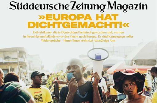 Falscher Beim Sz Magazin Weiterer Betrugsfall Im