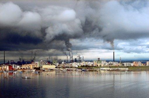 Stahlwerk taranto