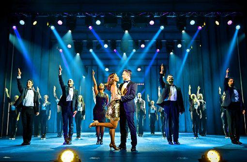 Musical Bodyguard In Stuttgart Starke Songs Schwaches Schauspiel