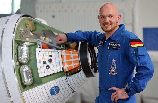 Weltraum: Alexander Gerst wird erster deutscher Kommandant