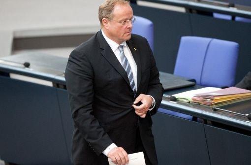 Bundestag Opposition fordert Rücktritt Niebels wegen