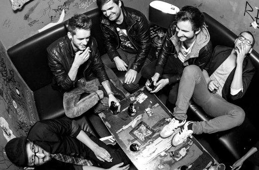 Play-Live-Gewinner aus Stuttgart: Antiheld spielen beim Southside - Stuttgarter Zeitung