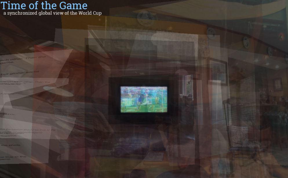 Die Knstler Teju Cole Jer Thorp Und Mario Klingemann Haben Wohnzimmer Fotos Der Nutzer Gesammelt Daraus Auf Seite Time Of The Game Eine