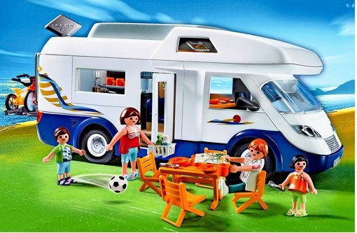 campingbus playmobil playmobil wird 40 campingbus f rs. Black Bedroom Furniture Sets. Home Design Ideas