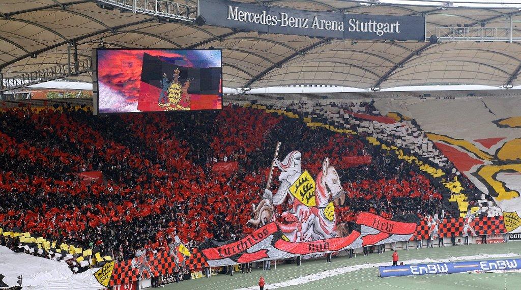 outlet store df630 a0066 Commando Cannstatt: VfB-Ultras bemängeln Ausgliederungs ...