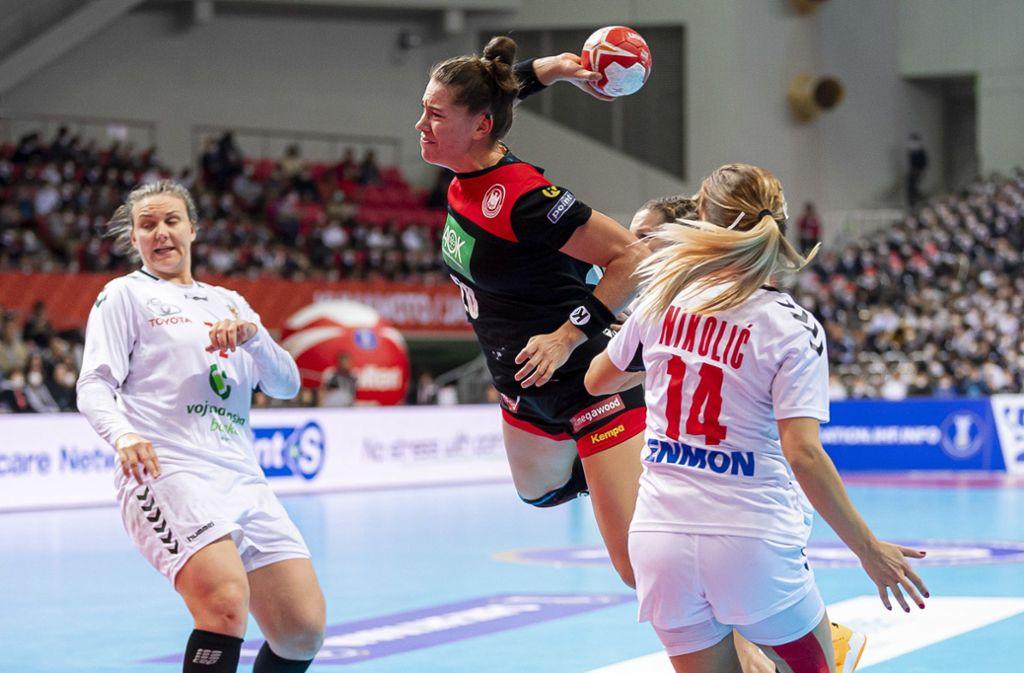 Handball Wm Frauen Livestream