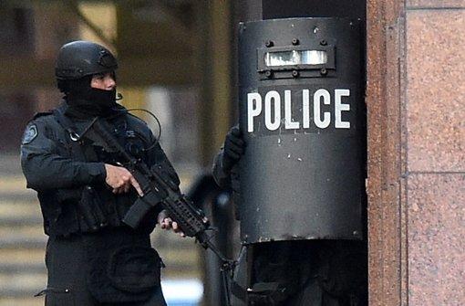 Polizei-Querschläger tötete Geisel