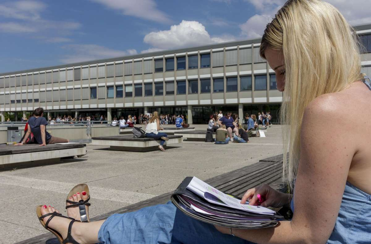 """Land investiert in den Standort Ludwigsburg: Ein """"städtebauliches Ausrufezeichen"""" für den Uni-Campus"""
