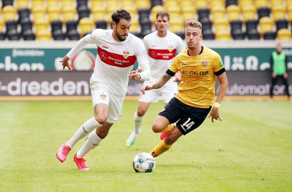 Der VfB Stuttgart vor dem Saisonendspurt: Fünf Spiele, ein Ziel: nicht mehr nachlassen