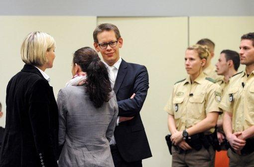 Anwalt soll Akten sichten
