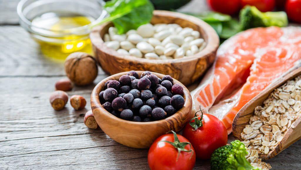 Diät in Ihrer Nahrungsmittelpunktlinie