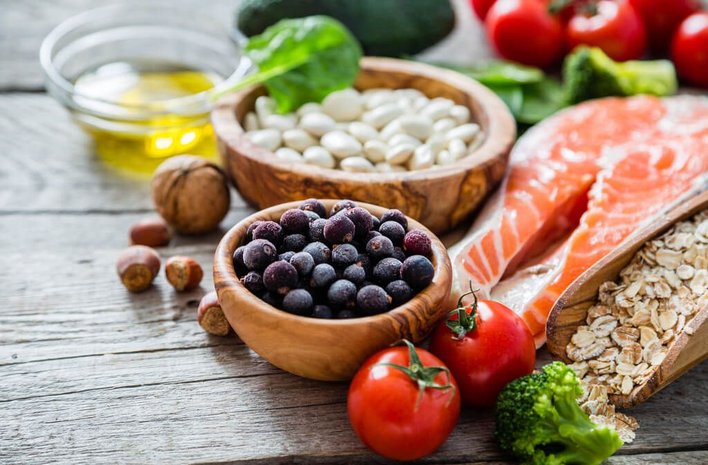Ausgewogene Ernährung zum Abnehmen bei Jugendlichen