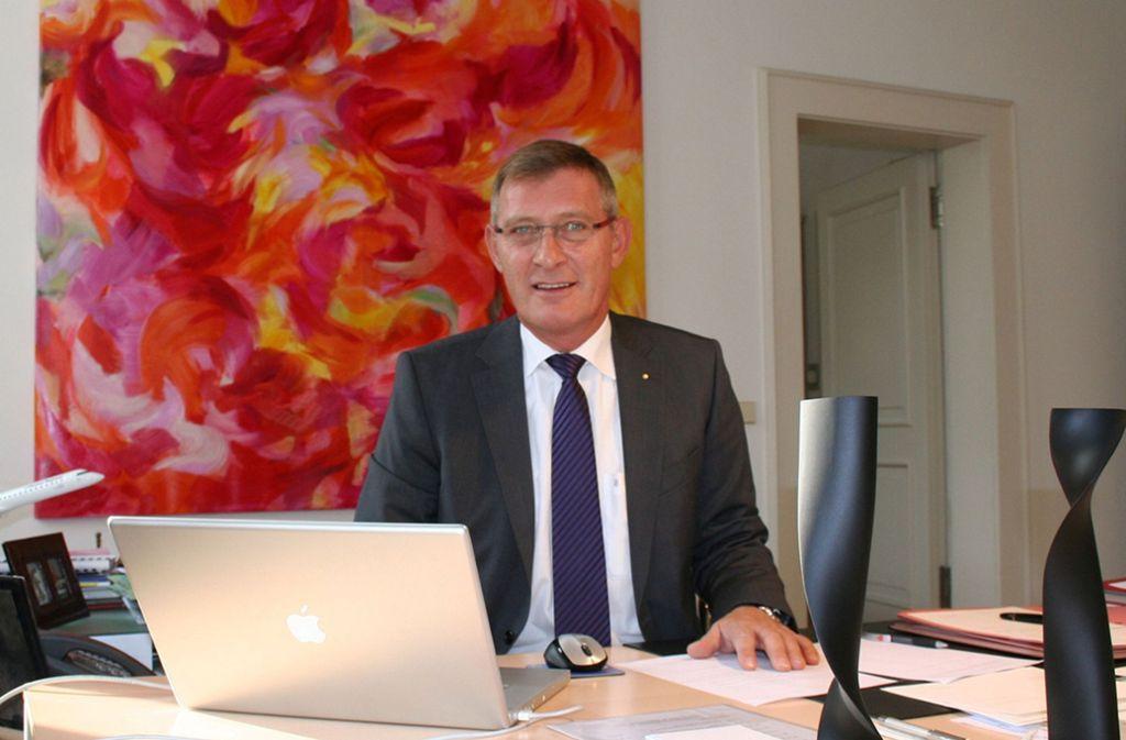 Tuttlingen - Michael Beck als Oberbürgermeister bestätigt - Stuttgarter Zeitung
