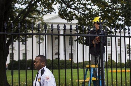 Ausbildung beim Secret Service mangelhaft