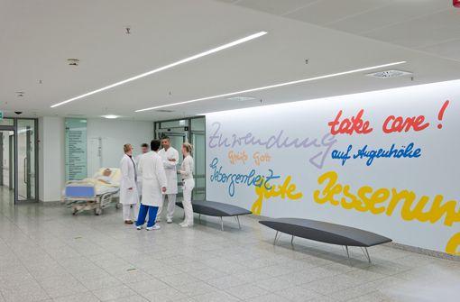 Dienstagsführung zur Kunst im Robert-Bosch-Krankenhaus