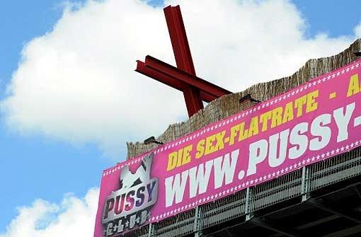 Der Pussy-Club in Fellbach. Foto: dpa