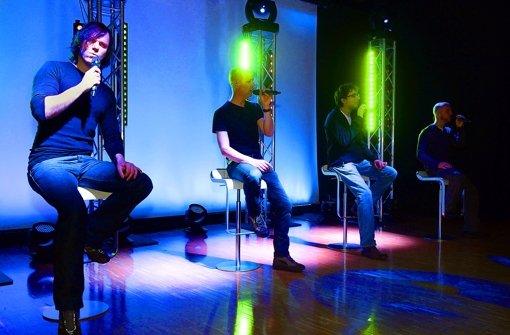 """""""Rock 4"""" auf der Bühne. Foto: factum/Bach"""