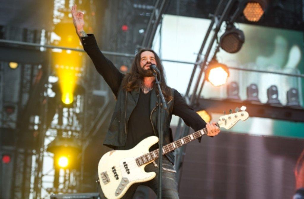 Böhse Onkelz Am Hockenheimring Rock Band Feiert Mit 100 000 Fans
