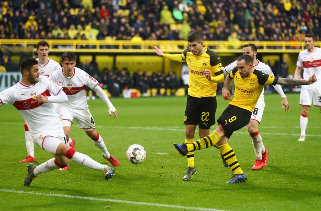 Stuttgart Gegen Dortmund