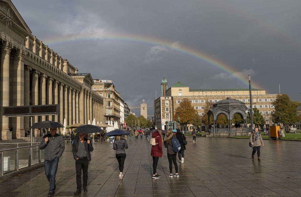 Wetter In Stuttgart Morgen