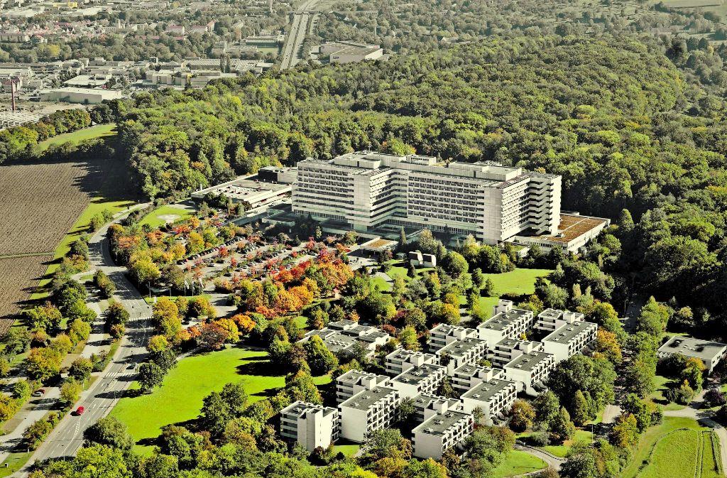 Neue Plane Fur Alte Goppinger Klinik Am Eichert Ein Abriss Ist
