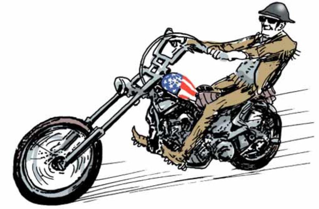Motorrad bekanntschaften