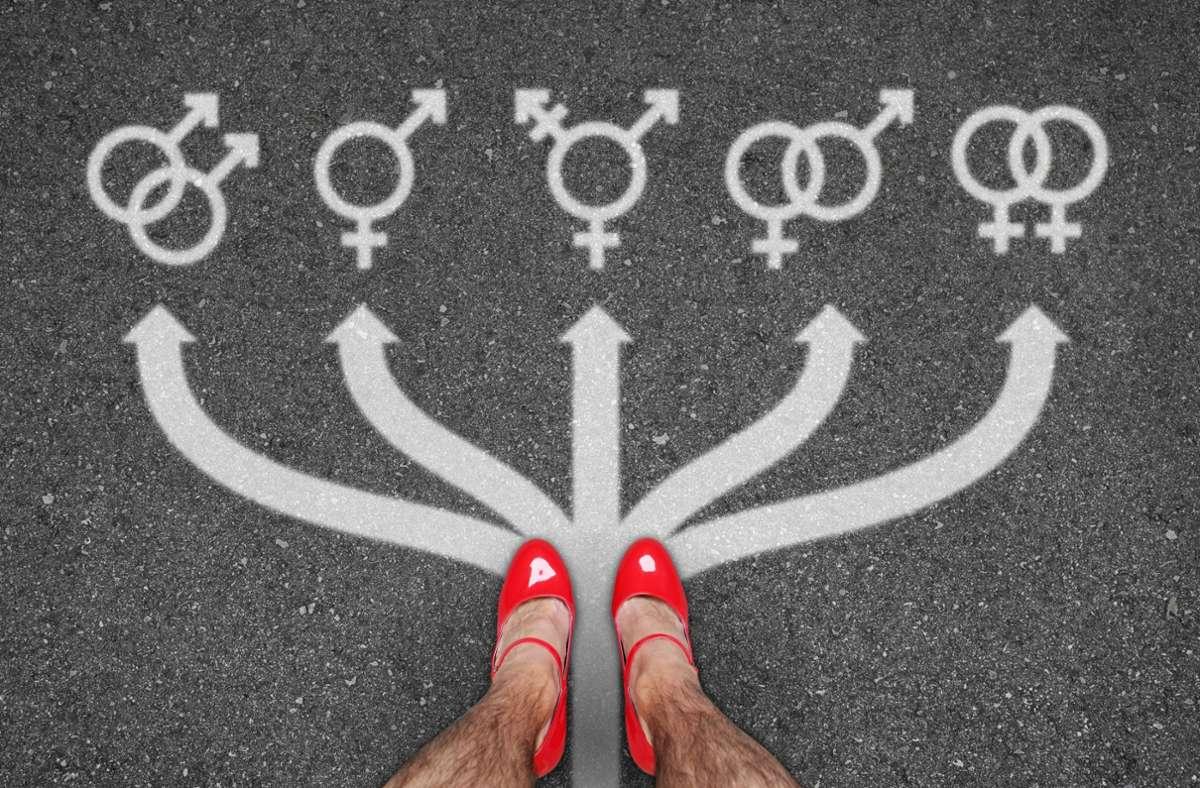 Sexualität orientierung test Welche Sexualität