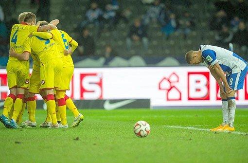 Hoffenheim mit 5:0-Sieg gegen Hertha