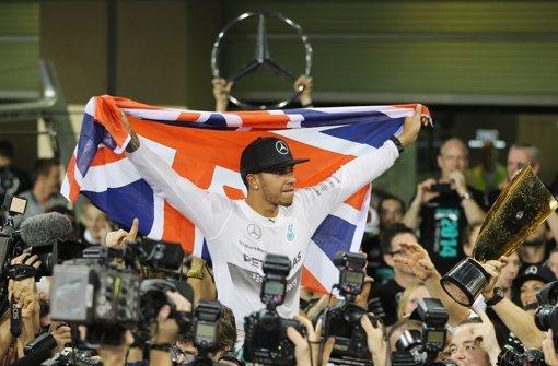 Hamilton fährt den Titel locker nach Hause