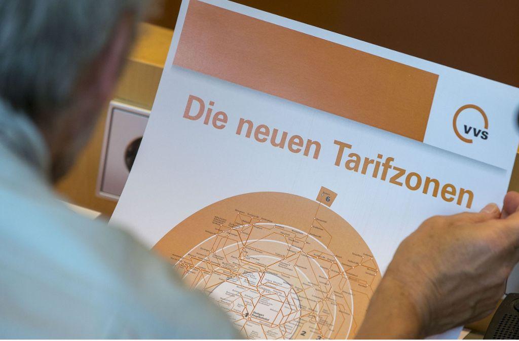 Neue Vvs Zonen Für Stuttgart Und Region Viele Verbindungen