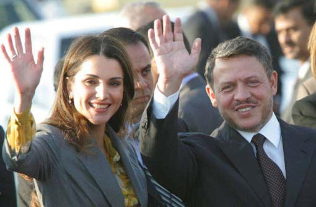 Das Königshaus Von Jordanien Die Vielen Rollen Des Abdullah