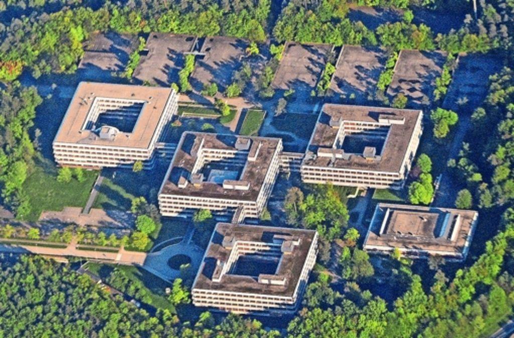 eiermann areal in stuttgart ehemaliger b rokomplex soll smart city werden stuttgart. Black Bedroom Furniture Sets. Home Design Ideas