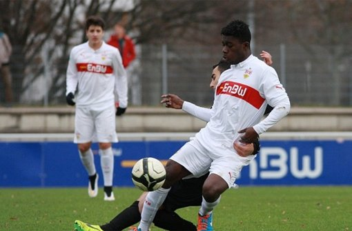 Die U17 des VfB in der Erfolgsspur
